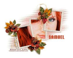 Samuel Silva by LenasCreations