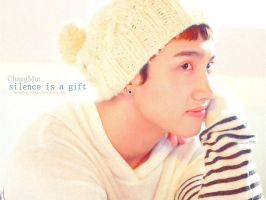 ChangMin - Silence is a Gift by crying-ophelia