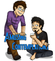 Amusing Contemplations - Science Bros Edition by Skully-Skulltopus