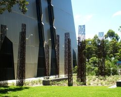UNSW Sculptures by ARTmonkey90