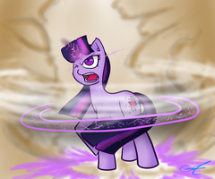 I am TWILIGHT! by TheYoungReaper