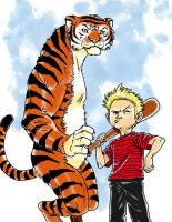 DSC_Calvin and Hobbes by danitoons