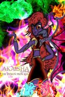 -ADOPT- Aisha: The Demon Princess by Bigjim3D