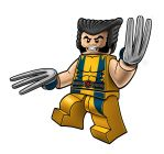 Marvel Lego Packaging - Wolverine by RobKing21