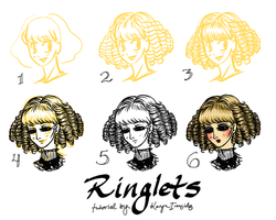 Ringlet Curls Updated Tutorial by karynironsides