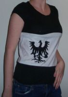Prussian Flag Shirt by Wandering-Heart