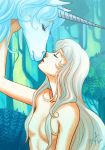 The Last Unicorn by gem2niki