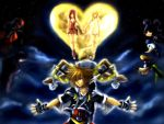 KH2 Wallpaper- 1204x768 by mandi-chan