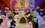 Maxx's Party at Freddy Fazbear's Pizza by Maxx2DXtreame