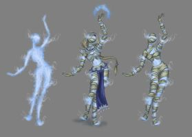 Ethereal Concept Stuffs by DuskDiamond