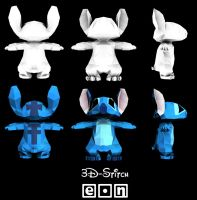 Step 1 3D Stitch by Eonn