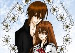Vampire Knight - Spring Love 2 by DemonAngelWings