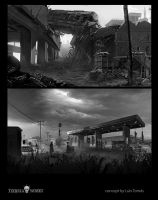 scenes-2 Deadlight by LuisTomas