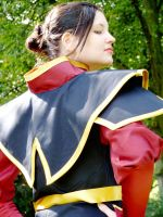 Azula Cosplay 2 by Honeyeater