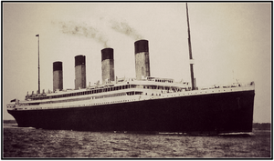 The Unseen Olympic: 1 by RMS-OLYMPIC