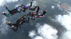 Formation Skydiving Drills by Aizxana