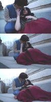 Stay with me, Eponine! - Les Miserables by KiraMinami