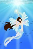 Crystal's New Sirenix! by CrystalOtaku21