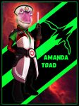 Amanda Toad by UndyingNephalim