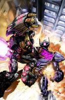 Transformer Fall of Cybertron by dheeraj2210