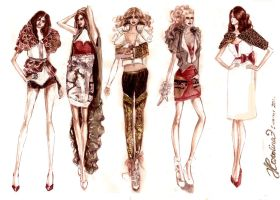 Summer Collection 2012 by karolina1994