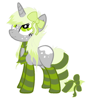 IvyMint Pony Adopt CLOSED by SquidPup