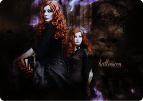 this is halloween at natt-liv by devilMisao