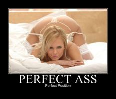 Perfect ASS___Perfect Position by sidneymadmax