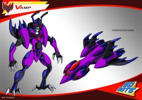 Gobots Animated Vamp by PWThomas