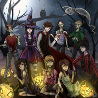 This is Halloween by Xylerz