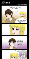 Death Note: Plans by mayanna