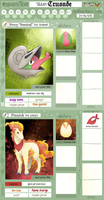 PMD-E App: Team Crusade by Orina-chan