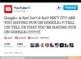 Youtube.....? by cosenza987