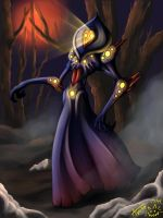 Flatswood Monster by UndeadKitty13