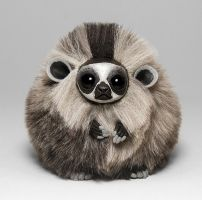Lemur Furry Creature by RamalamaCreatures