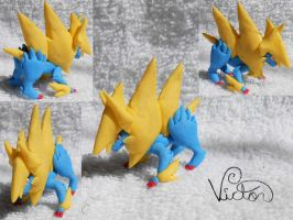 Mega Manectric by VictorCustomizer