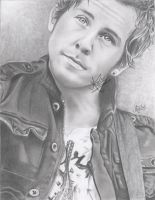 Danny Jones - McFly by Maaarye