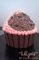 Giant Cupcakes No.1 by lillyxia