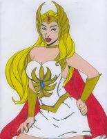 She-Ra by Slayer730