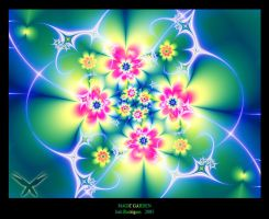 Magic Garden_by_metamorfose by Metamorfose