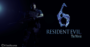 Resident Evil 6  The Movie by 6Thereaper