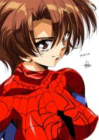 Spiders and Magic: Patricia Parker by Jamal2504