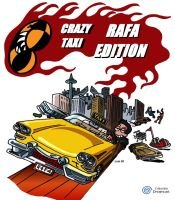 Crazy Taxi Rafa Edition by Mosquis
