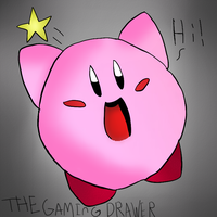 Kirby tuesdays-kirby's taunt by thegamingdrawer