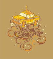 yellow cabmarine by tolagunestro