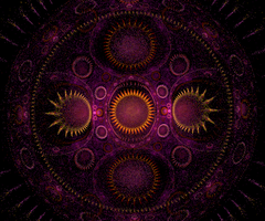 Apophysis Gradients by LoGiCaLyImPaIrEd