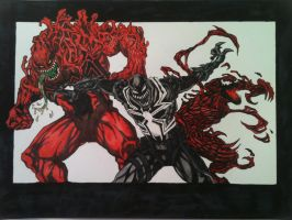 Symbiotes by LeeChandler
