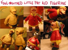 Cartman Figure by real-faker