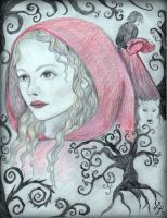 Red Riding Hood by La-Chapeliere-Folle