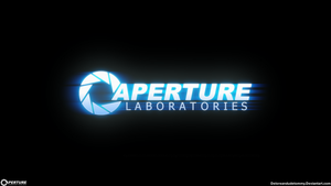 Aperture 1980 background by DeloreandudeTommy